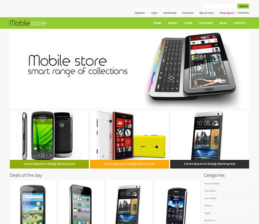 mobile_store_ecommerce_shopping_cart_mobile_website_template