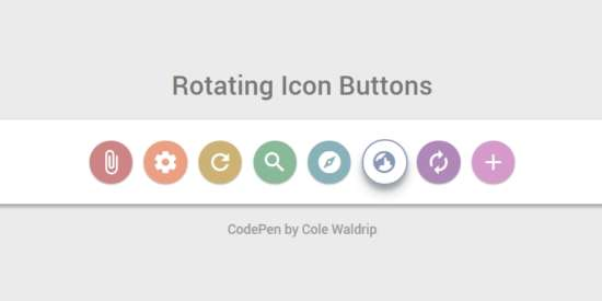 rotating_icon_buttons_css_snippet