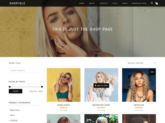 shop isle