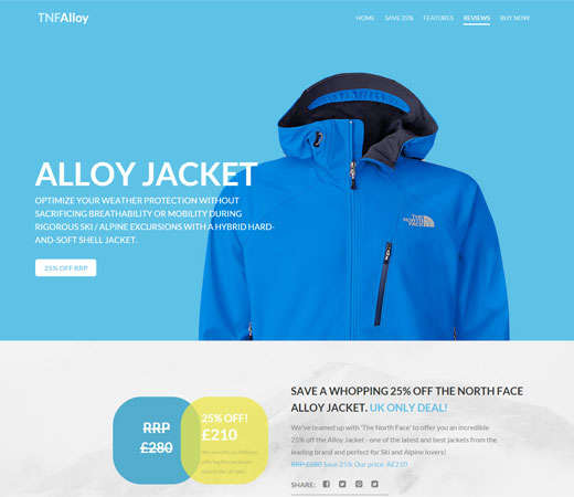 tnf_alloy_bootstrap_html_ecommerce_website_template