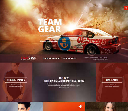 team_gear_html_ecommerce_website_template
