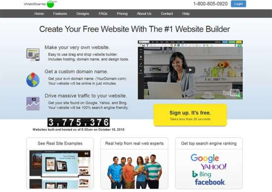 webstarts