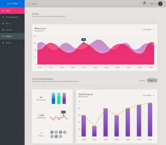 free_analytics_dashboard_psd