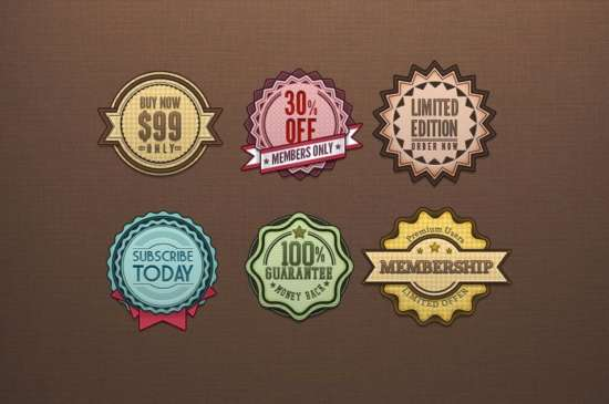 free_retro_badges_vintage_psd