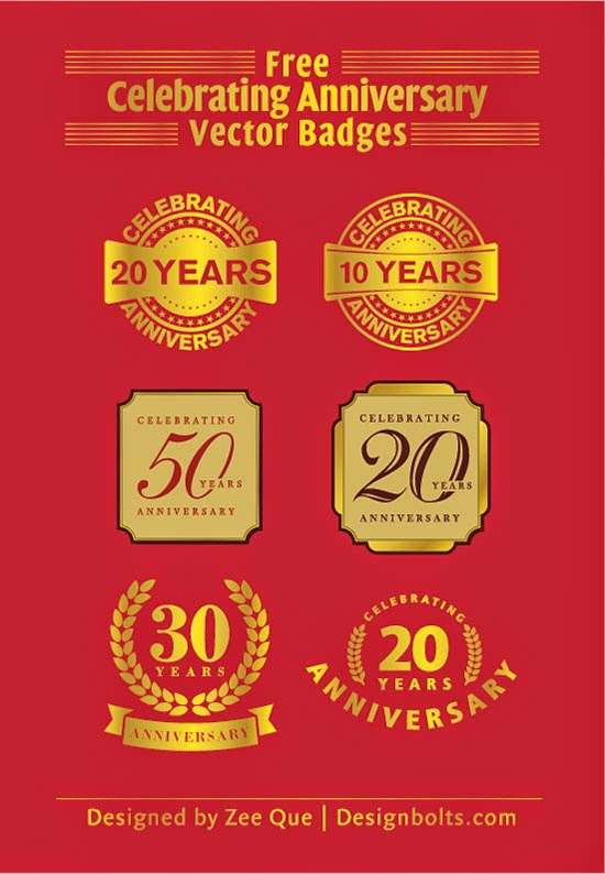 free_celebrating_anniversary_vector_badges