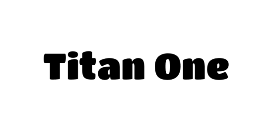 titan_one_cheerful_display_typeface