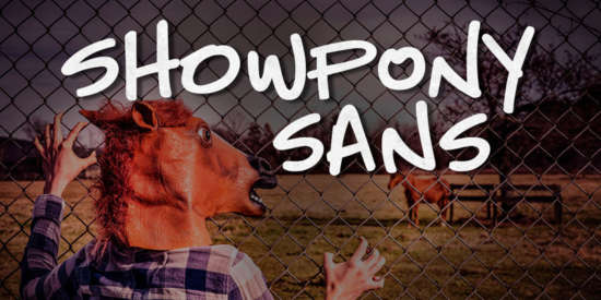 showpony_handwriting_sans_font_face