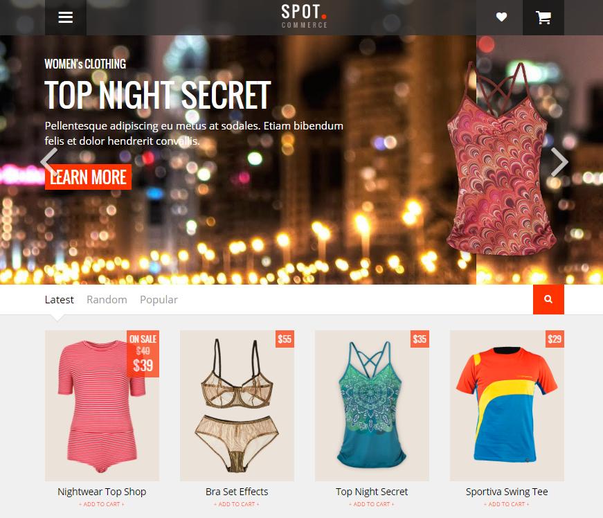 SpotCommerce