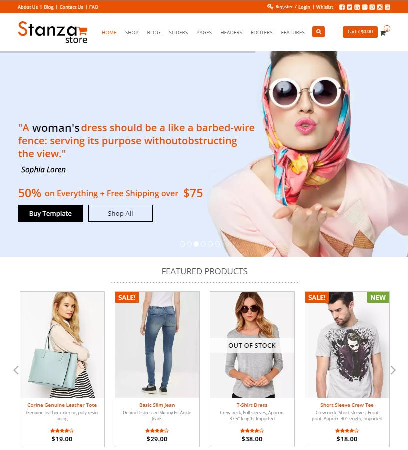 Stanza Store