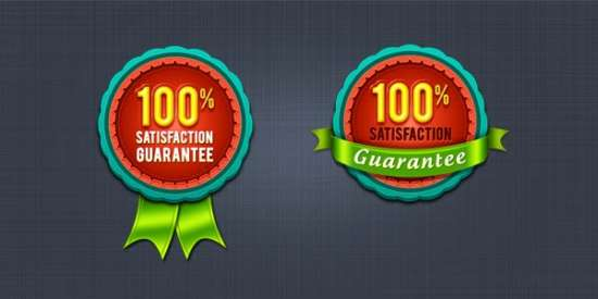 free_satisfaction_guarantee_badge_seal_psd