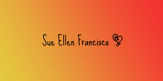 sue_ellen_fancisco_tall_skinny_font