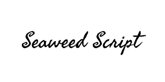seaweed_script_traveling_handwritten_font