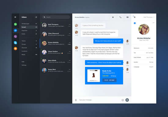 free_im_chat_dashboard_psd