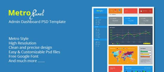free_metropanel_admin_dashboard_psd_template