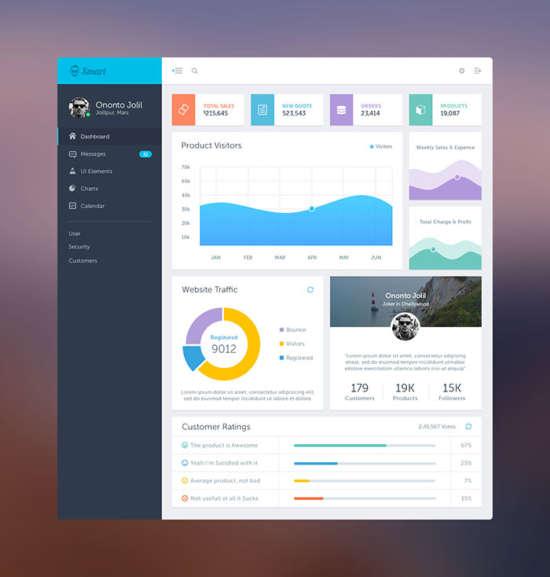 free_smart_admin_dashboard