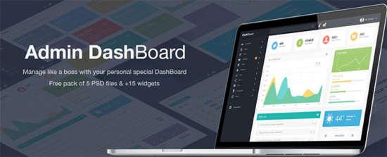 free_admin_dashboard_ui_psd
