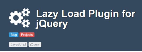 jquery lazyload