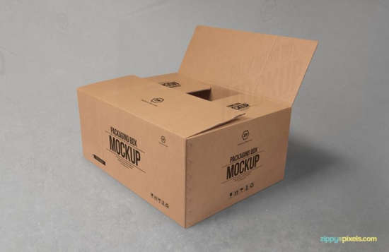 free_cardboard_box_mockup_template