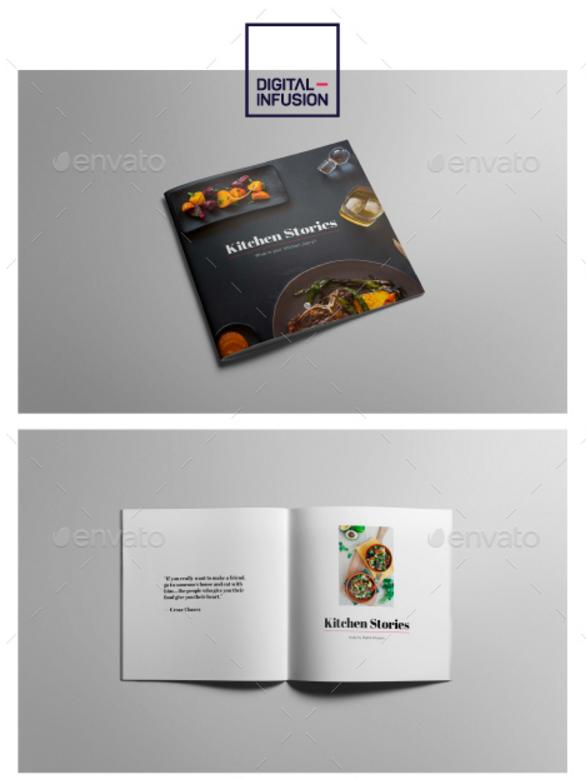 Kitchen Stories Cookbook