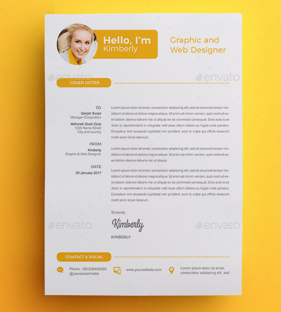 Simple & Fun Resume