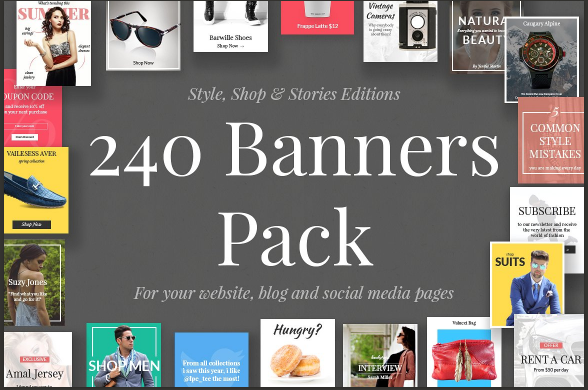 Ultimate Banners Templates