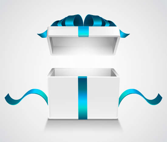 free_vector_open_gift_box_design