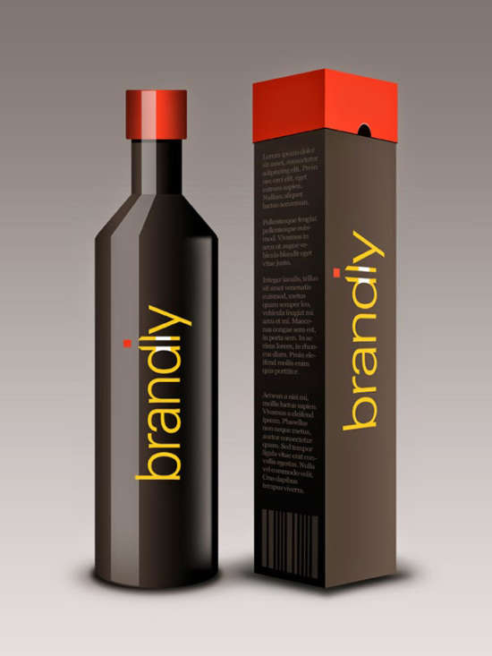 free_psd_realistic_wine_bottle_packaging_box_mockup