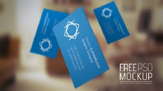 free_psd_mockup_business_card