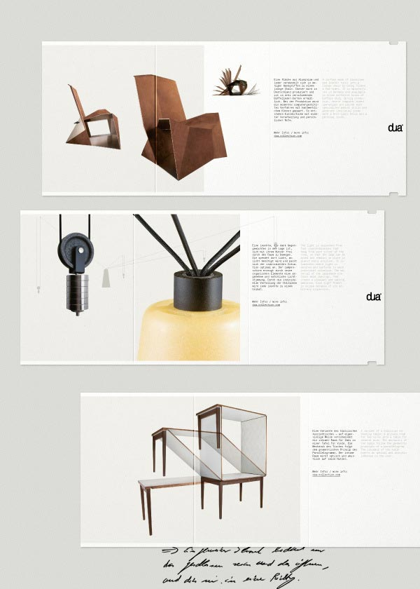 dua. 20 Awesome Furniture Catalogue Brochure Design   XDesigns