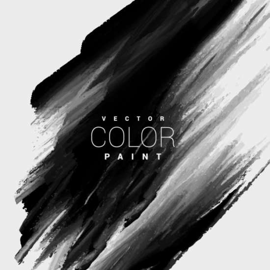 black_color_paint_stain_background