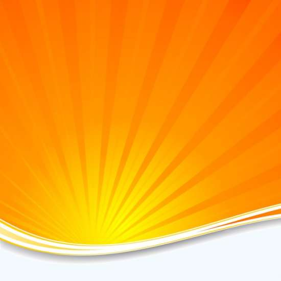 orange_sunburst_background