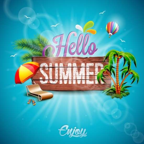 summer_background_design