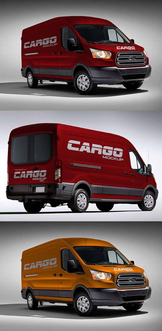 cargo_van_wrap_mockup_psd
