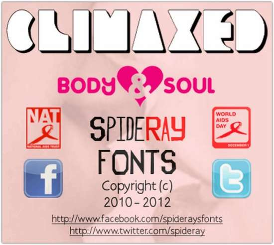 climaxed_font