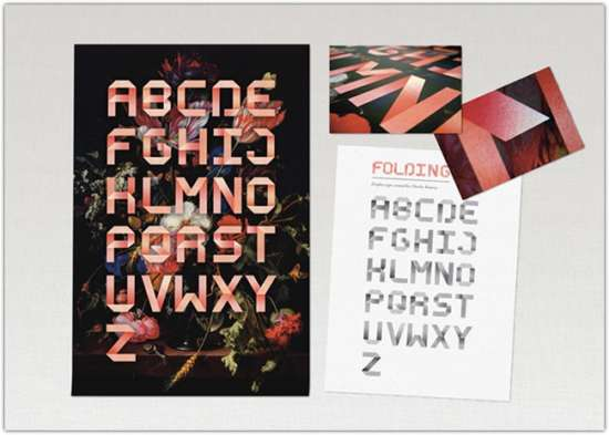 folding_display_typeface
