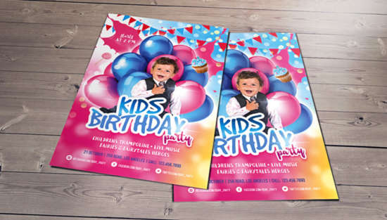 free_kids_birthday_event_flyer_psd