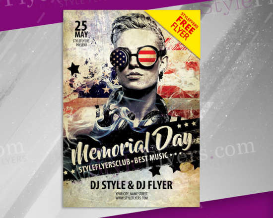 free_memorial_day_party_flyer_psd