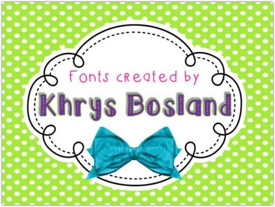 kbrib_bonsandbows_font