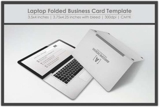 laptop_folded_business_card