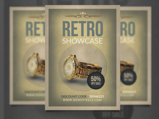retro_product_showcase_psd_flyer