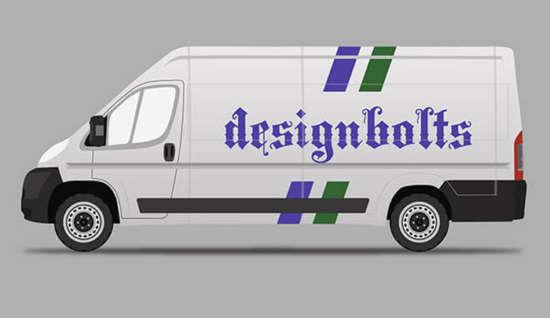 van_car_branding_mockup