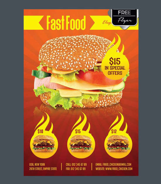 vintage_fast_food_menu_flyer_psd