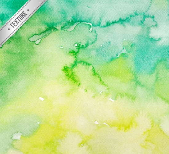 green_tones_watercolor_background