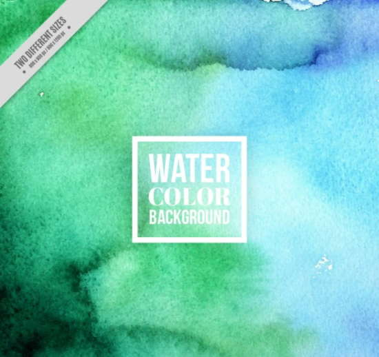 turquoise_watercolor_background