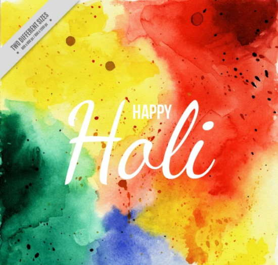 watercolor_happy_holi_background