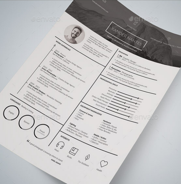 15 nice cover letter templates word psd xdesigns