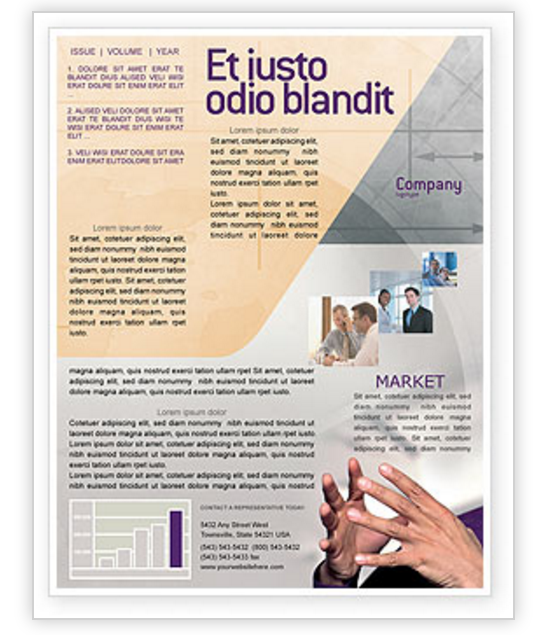 hands_newsletter_template