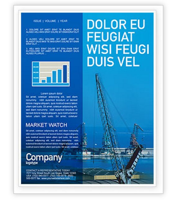 port_newsletter_template