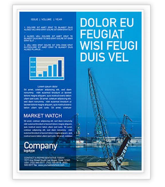port_newsletter_template