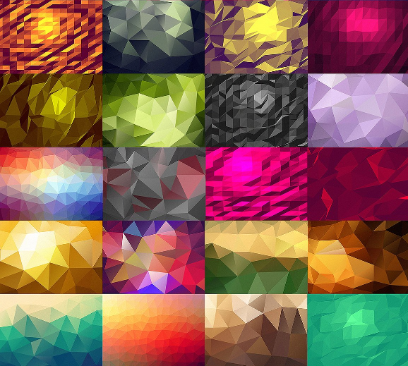 101_vector_geometric_backgrounds